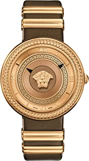 Versace Womens V-Metal Icon Watch