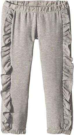 Super Soft Side Ruffle Joggers (Toddler/Little Kids)