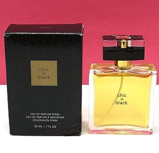 chic in black perfume