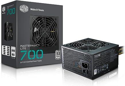 Cooler Master MasterWatt Lite 700 230V Alimentatore 'Non-Modulare, 80 Plus White, 700W' MPX-7001-ACABW-EU - Confronta prezzi