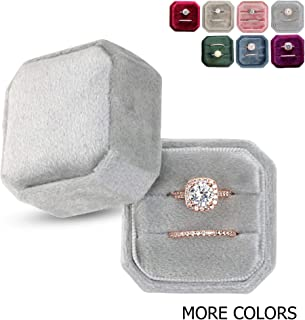 Best marble ring box Reviews