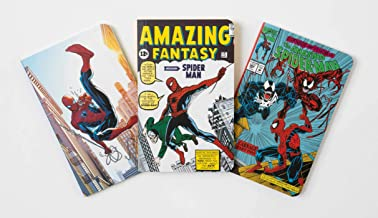 Marvel: Spider-Man Through the Ages Pocket Notebook Collection