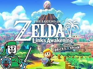 Clip: The Legend of Zelda Link's Awakening with Bricks 'O' Brian!