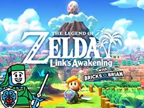 Clip: The Legend of Zelda Link's Awakening with Bricks 'O' Brian!