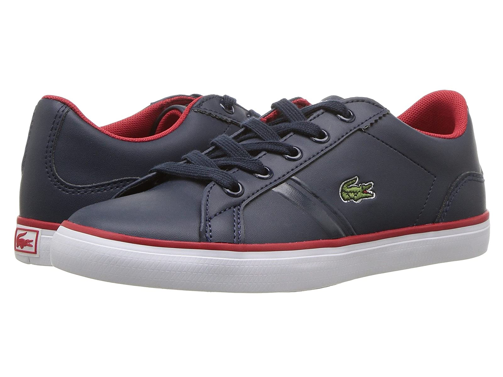 Lacoste Kids Lerond (Little Kid)Atmospheric grades have affordable shoes