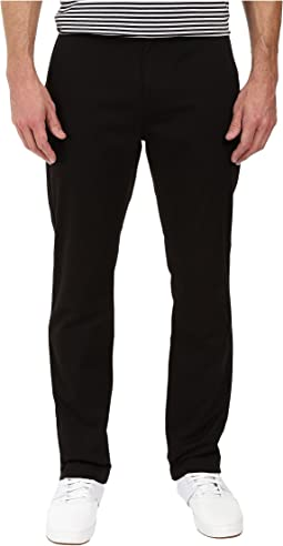 Black Stretch Twill