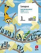 Lengua, Avanzado. 1 Primaria. Más Savia. Murcia