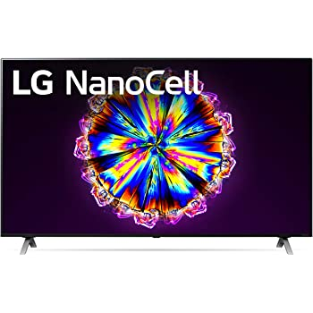 "LG 65NANO90UNA Alexa Built-In NanoCell 90 Series 65"" 4K Smart UHD NanoCell TV (2020)"