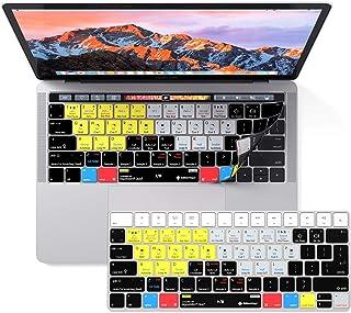 Djay Keyboard Cover   Shortcut DJ Skin for MacBook Pro Retin