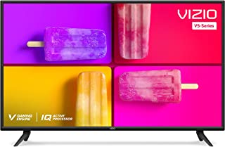 VIZIO 43-Inch V-Series V435-J01 4K UHD LED HDR Smart TV with Apple AirPlay and Chromecast Built-in, Dolby Vision, HDR10+, ...