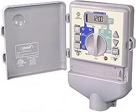 Orbit 6 Stations Sprinkler Timer Indoor Controller & 6 Zone 27966