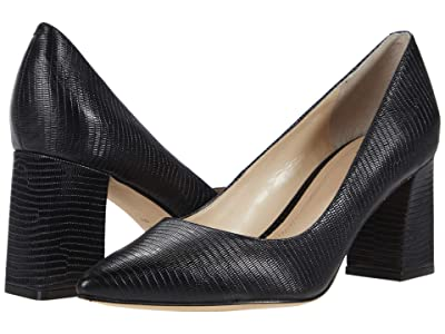 Marc Fisher LTD Zala 15 (Black Multi Leather) Women