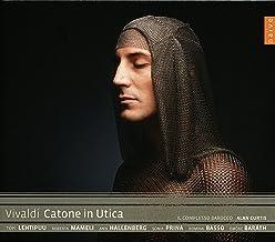 Catone In Utica-Vivaldi (Vivaldi Edition)
