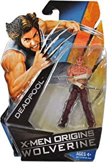X-Men Origins Wolverine Movie Series 4 Inch Tall Action Figure - DEADPOOL