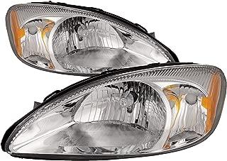 Best 2002 taurus headlight assembly Reviews