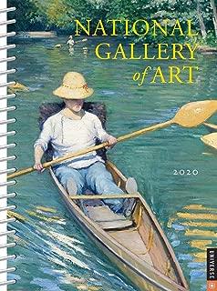 National Gallery of Art 2020 Engagement Calendar