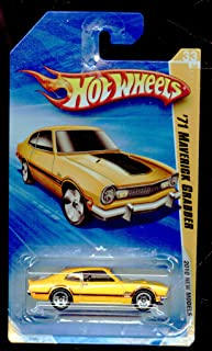 Hot Wheels 2010-033/240 '71 Maverick Grabber 33/44 New Models 1:64 Scale