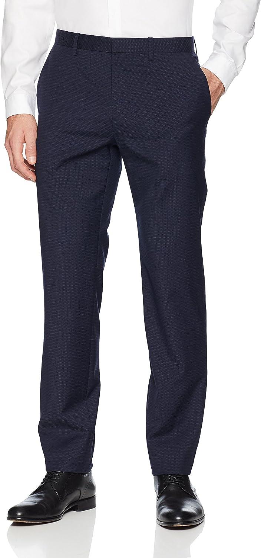 Theory Men's Mayer Micro Dot Suit Pant