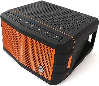 ECOXGEAR Waterproof Speaker for Universal/Smartphones - Retail Packaging - Orange