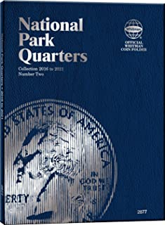 Whitman Nat Park Blue Folder Vol II 2016-2021
