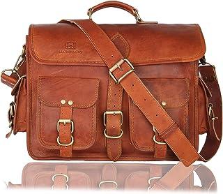 Australian handmade,3rd Anniversary Gift for her Brown Leather Crossbody bag for women Large leather laptop bag Boho leather shoulder bag