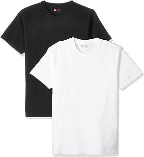 (ヘインズ)Hanes Tシャツ ジャパンフィット クルーネック 2枚組【アソート】
