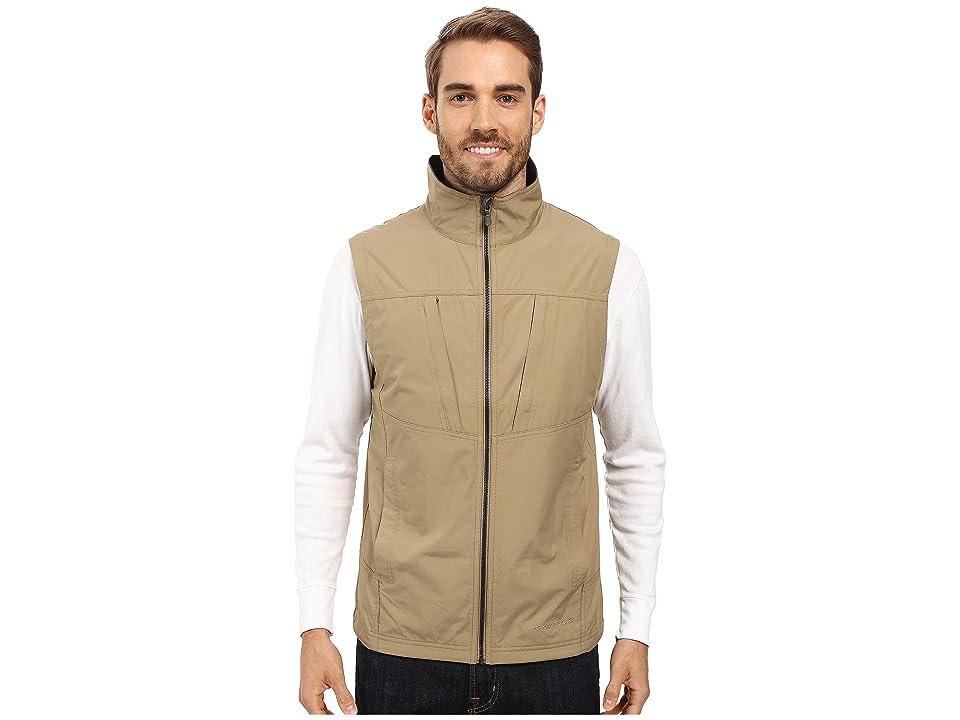 ExOfficio Flyq Vest (Walnut) Men