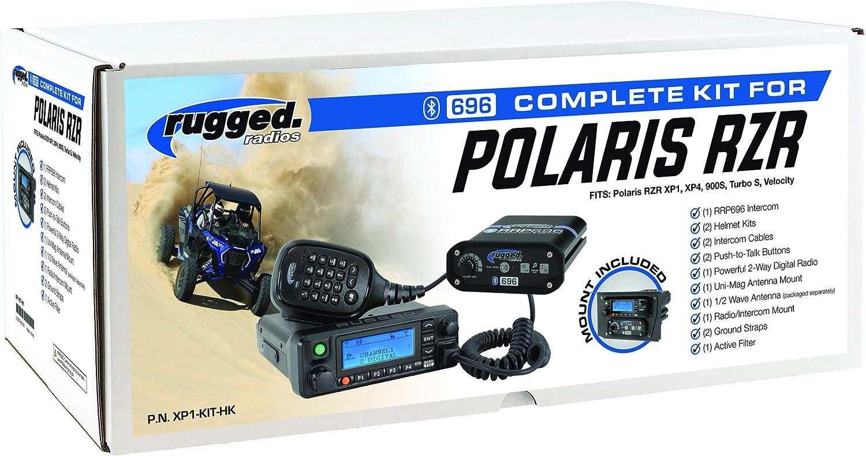 Denver Mall Rugged OFFer Radios Complete UTV Offroad Communication System with Ult