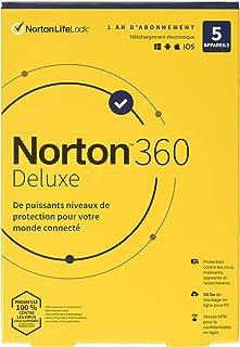 SYMANTEC NORTON 360 DELUXE 50GB