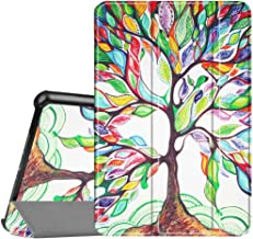 Fintie ASUS ZenPad Z8s (ZT582KL) Case - [SlimShell] Ultra Lightweight Stand Cover with Auto Wake/Sleep Feature for Verizon ASUS ZenPad Z8s 7.9 inch Tablet 2017 Release, Love Tree