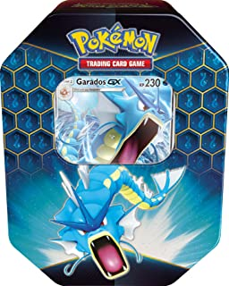 Unbekannt Pokemon - 1x Garados GX TIN Box - Herbst 2019 Tin - Deutsch