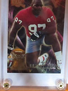 BRYANT YOUNG 1994 FLEER ULTRA FOOTBALL CARD #20/20