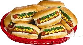 "Vienna Beef MINI Hot Dog Buns (3.75"") 192 count"