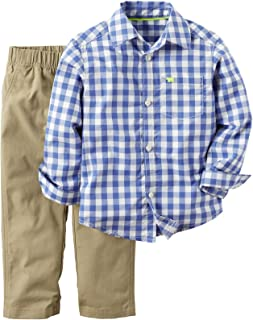Carters Boys 2 Pc Playwear Sets 249g258 Carters