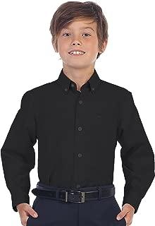 Boy's Oxford Long Sleeve Dress Shirt