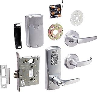 Schlage ND80JD ATH 606 Cylindrical Lock 9.5 Length 9.5 Length