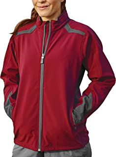 Women's Subzero Athletic Soft-Shell Full Zip Jacket