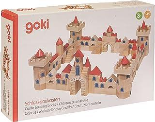 Goki - 58984 - Jeu De Construction De Château
