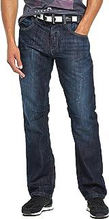 Crosshatch Men's New Baltimore Straight Jeans