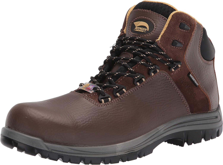 Avenger Breaker Men's 市販 Comp Toe EH Waterproof Boots PR Work 選択