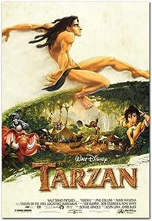Printing Pira Tarzan Movie Poster (11x17)
