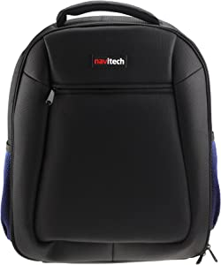 Navitech Rugged Black Backpack Rucksack Carry Case For The  ohderii Pr...