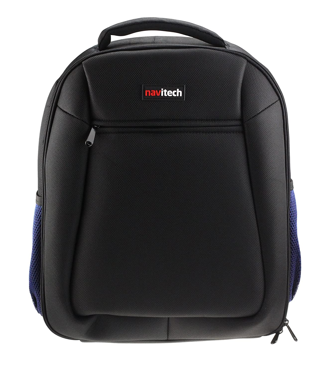Navitech Protective Portable Projector Carrying Case and Travel Bag Compatible with The Optoma HD27LV