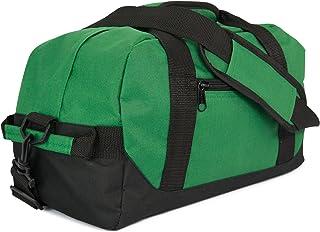 DALIX 14インチ スモールダッフルバック 2色のジム用 旅行用バッグ