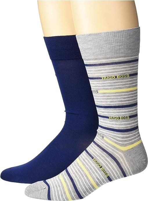 Blue/Gray/Yellow