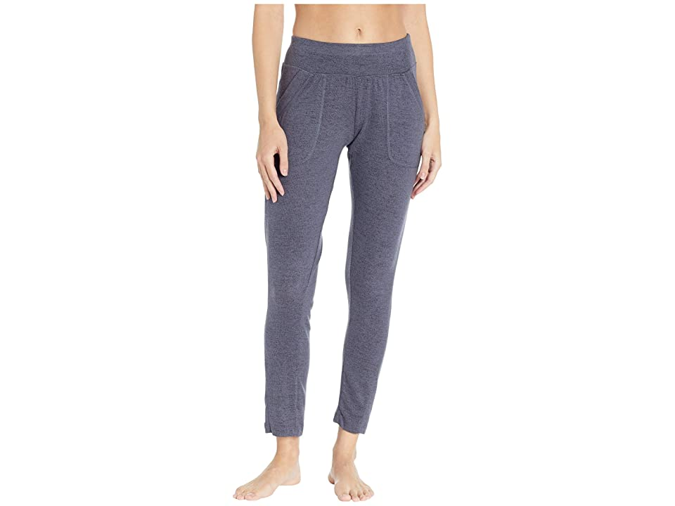 Jockey Active Warm Cozy Sweatpants (Dirty Denim) Women