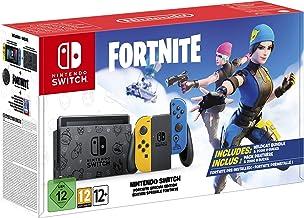 Nintendo Switch Edizione Speciale Fortnite - Bundle Limited - Switch [Importación italiana]