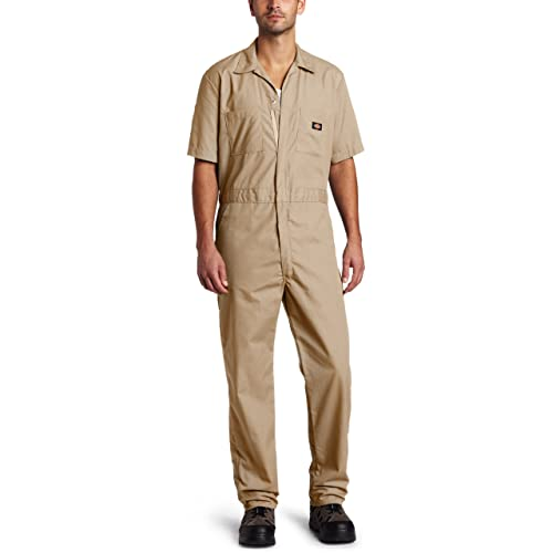 Dickies Men s Short-Sleeve Coverall 3464520dafa