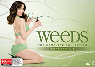 Weeds: The Complete Collection: Seasons 1-8 (DVD)
