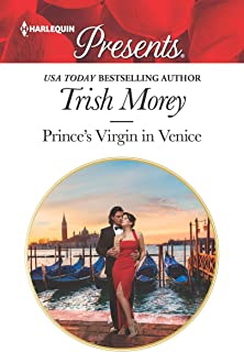 Prince's Virgin in Venice (Passion in Paradise Book 4)